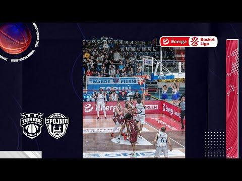 You are currently viewing Twarde Pierniki Toruń – PGE Spójnia Stargard | Klip meczowy