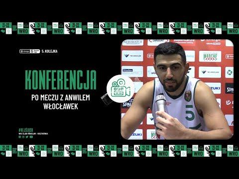 You are currently viewing Konferencja prasowa po meczu WKS Śląsk Wrocław – Anwil Włocławek (03.10.2021 r.)