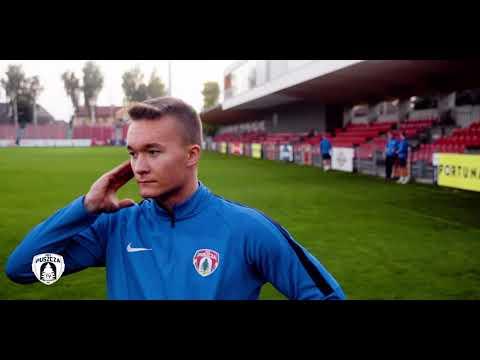 You are currently viewing Marcel Pięczek: Każdy może grać jak równy z równym w lidze | PUSZCZA TV