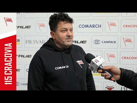 You are currently viewing Rudolf Roháček po meczu z GKS Tychy (05.10.2021)