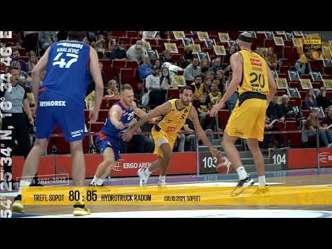 You are currently viewing Osłabieni żółto-czarni przegrywają w ERGO. Trefl Sopot – HydroTruck Radom 80:85   Trefl Sopot