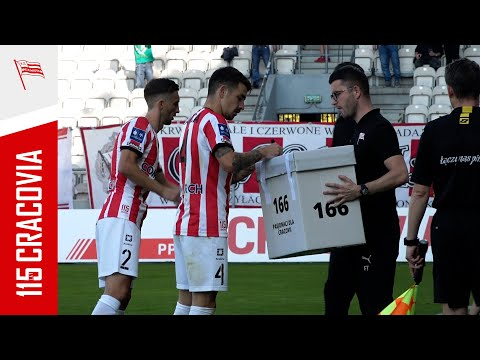You are currently viewing #ToSięNagrało: Kulisy meczu Cracovia – Stal Mielec (02.10.2021)
