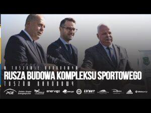 Read more about the article TV Stal: W Tuszowie Narodowym rusza budowa kompleksu sportowego
