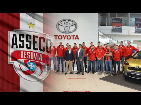 You are currently viewing Dakar-Toyota kolejny sezon z Asseco Resovią!