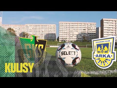 You are currently viewing [GKS TV] Kulisy meczu z Arką Gdynia