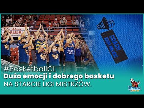 You are currently viewing #BasketballCL. Duże emocje i dobrego basketu na starcie Ligi Mistrzów.