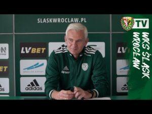 Read more about the article Szymon Lewkot i Jacek Magiera przed meczem z Lechem