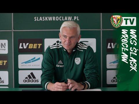 You are currently viewing Szymon Lewkot i Jacek Magiera przed meczem z Lechem