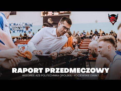 You are currently viewing RAPORT   BARTOSZ SARZAŁO PRZED SPOTKANIEM Z POLITECHNIKĄ OPOLSKĄ