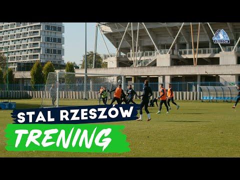 You are currently viewing Trening przed meczem ze Śląskiem II Wrocław