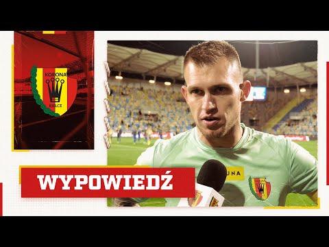 You are currently viewing Konrad Forenc po meczu z Arką Gdynia