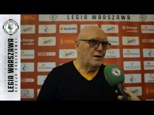 Read more about the article Każda obrona strefowa musi się zwinąć po takich rzutach   Legia Warszawa Koszykówka