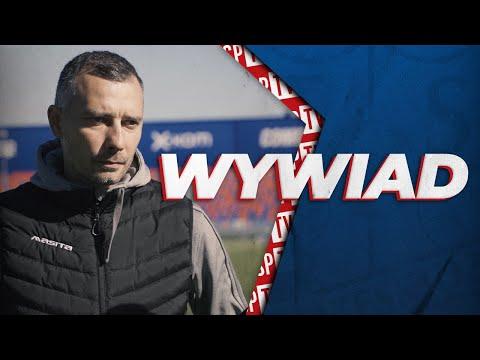 You are currently viewing Dymkowski: Graliśmy z wicemistrzem Polski jak równy z równym