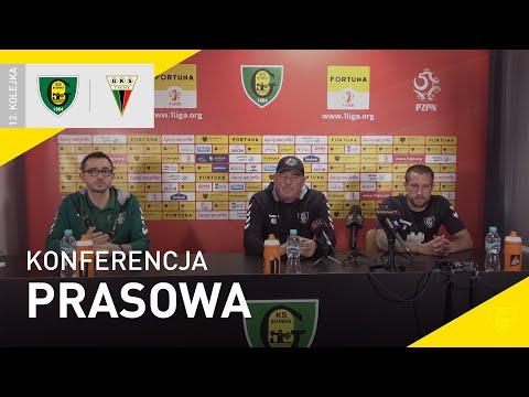You are currently viewing Konferencja prasowa po meczu GKS Katowice – GKS Tychy 2:2 (09.10.2021)