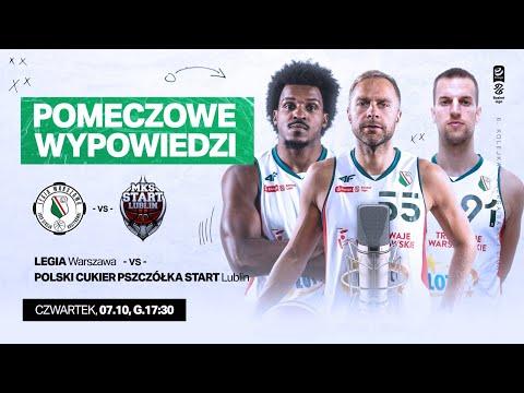 You are currently viewing To były dwie różne połowy | Legia Warszawa Koszykówka