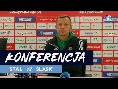 You are currently viewing Konferencja prasowa po meczu Stal Rzeszów – Śląsk II Wrocław (09.10.2021)