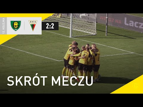 You are currently viewing Skrót meczu GKS Katowice – GKS Tychy 2:2 (09.10.2021)
