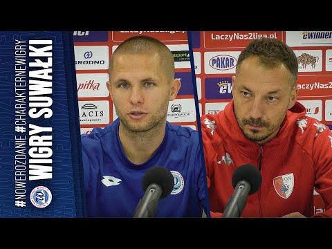 You are currently viewing Konferencja   Wigry Suwałki 5:0 (2:0) Pogoń Siedlce