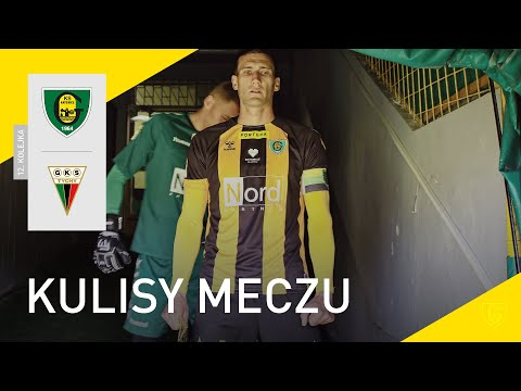 You are currently viewing Kulisy meczu GKS Katowice – GKS Tychy 2:2 (09.10.2021)
