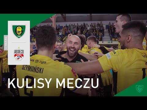 You are currently viewing Kulisy meczu GKS Katowice – Asseco Resovia Rzeszów 3:0 (09.10.2021)