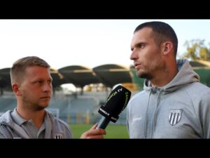 Read more about the article 2021-10-10 Sandecja – Miedź Legnica 1-3 (0-1), Tomasz Boczek