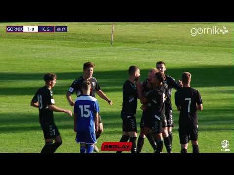 You are currently viewing Skrót meczu Górnik II Zabrze – Karkonosze Jelenia Góra