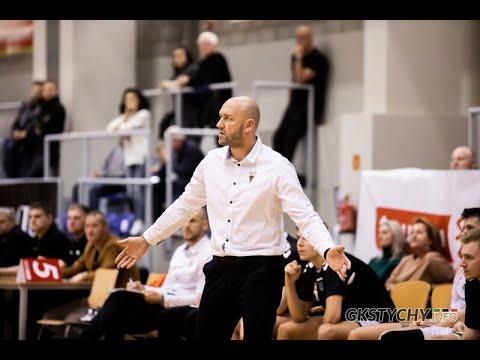 You are currently viewing 3. kolejka Suzuki1Liga: Konferencja prasowa po meczu GKS Tychy – PGE Turów Zgorzelec 114:77