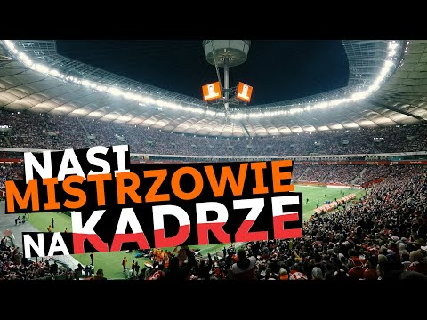 You are currently viewing Zabraliśmy ich na mecz reprezentacji!