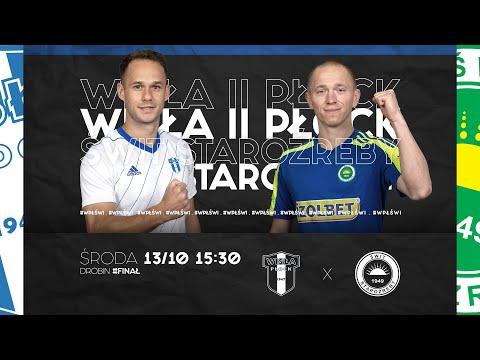You are currently viewing FINAŁ Pucharu Polski MZPN | Wisła II Płock – Świt Staroźreby