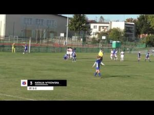 Read more about the article [GOLE] Forty Piątnica – Wisła Płock   III liga kobiet