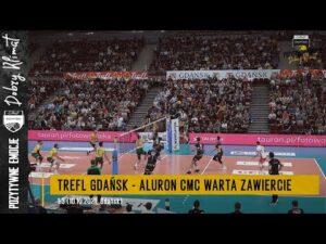 Read more about the article 4250 kibiców w ERGO ARENIE podczas domowej inauguracji sezonu 2021/22!   Trefl Gdańsk