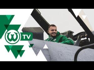 Read more about the article PODNIEBNA INTEGRACJA. Z wizytą w 31. Bazie Lotnictwa Taktycznego w Krzesinach