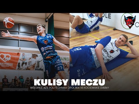 You are currently viewing #2 KULISY MECZU | WEEGREE AZS POLITECHNIKA OPOLSKA