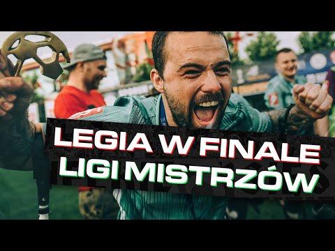 You are currently viewing SPEŁNIĆ MARZENIA! Legia Amp Futbol i droga do finału Ligi Mistrzów
