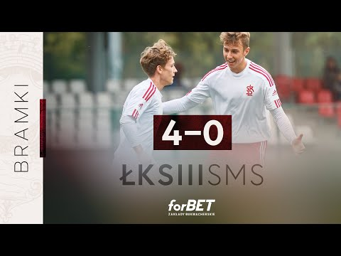 You are currently viewing ŁKS III Łódź – UKS SMS Łódź 4:0 | BRAMKI