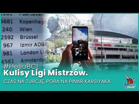 You are currently viewing #HelloBCL Kulisy Ligi Mistrzów. Czas na Turcję, pora na Pinar Karsiyaka