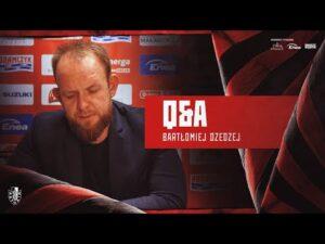 Read more about the article Q&A | Bartłomiej Dzedzej