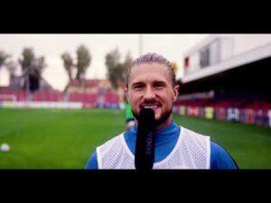 Read more about the article Erik Cikos: Zapraszam na mecz z Odrą Opole!   PUSZCZA TV