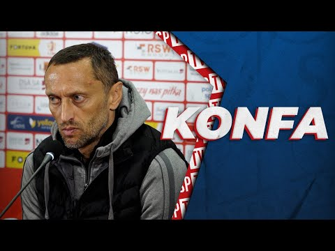You are currently viewing Konferencja prasowa po meczu Miedź – Podbeskidzie