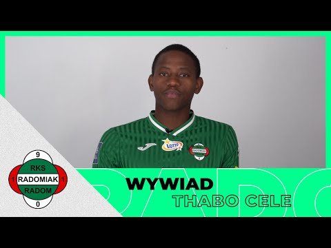 You are currently viewing Pierwszy wywiad z Thabo Cele [RADOMIAK.TV]