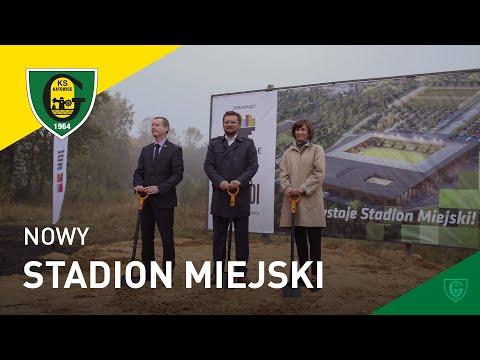You are currently viewing Rozpoczęcie budowy Stadionu Miejskiego w Katowicach (14.10.2021)