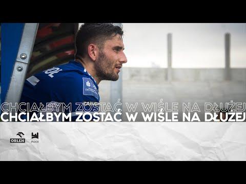 """You are currently viewing D. Warchoł – """"Chciałbym zostać w Wiśle na dłużej"""""""
