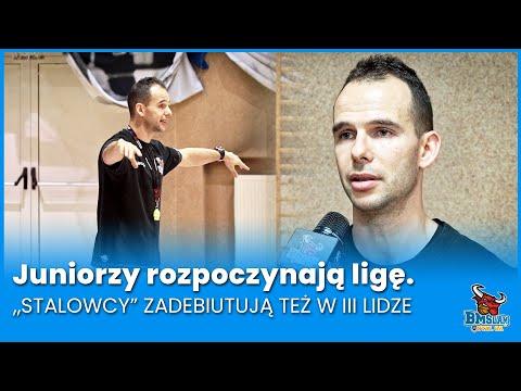 """You are currently viewing Juniorzy rozpoczynają ligę. ,,Stalowcy"""" zadebiutują też w III lidze"""