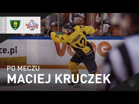 You are currently viewing Maciej Kruczek po meczu GKS Katowice – KH Energa Toruń 4:1 (01.10.2021)