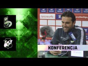 Read more about the article Konferencja prasowa po meczu GKS Bełchatów – KKS Kalisz