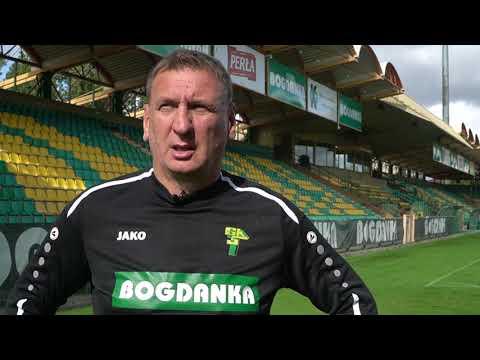 You are currently viewing Trener Kamil Kiereś przed meczem #POGGKŁ