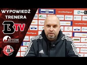 Read more about the article Wypowiedź trenera po spotkaniu z Jaguarem Gdańsk