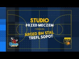 Read more about the article Studio przed meczem ARGED BM Stal – TREFL Sopot