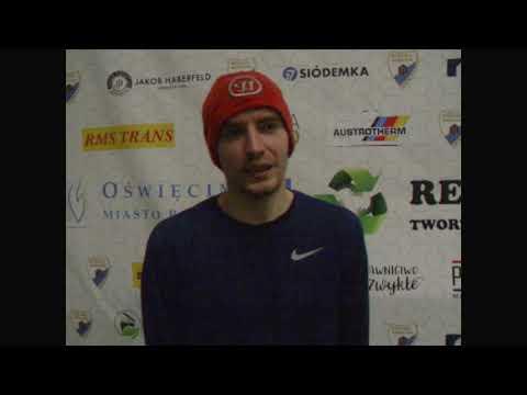Read more about the article Robert Kowalówka po wygranym (2:1) meczu z Ciarko STS-em Sanok