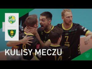 Read more about the article Kulisy meczu Aluron CMC Warta Zawiercie – GKS Katowice 3:1 (16.10.2021)